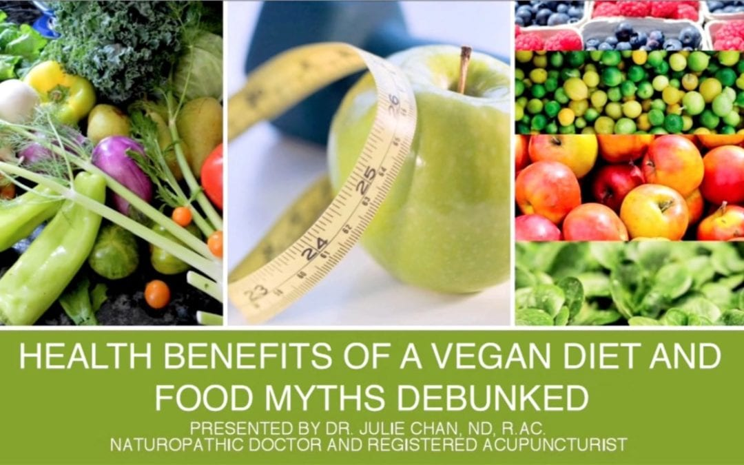 Health Benefits of a Vegan Diet and Food Myths Debunked